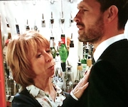 Gail Nick Coronation Street The truth always comes out in the end   sooner please!