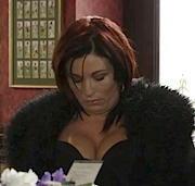 Kat EastEnders Ronnie told Roxy that Alfie still loved Kat